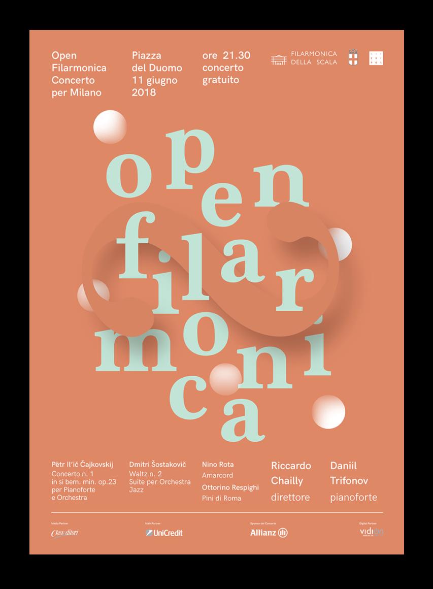 Concerto per Milano #2  Filarmonica della Scala